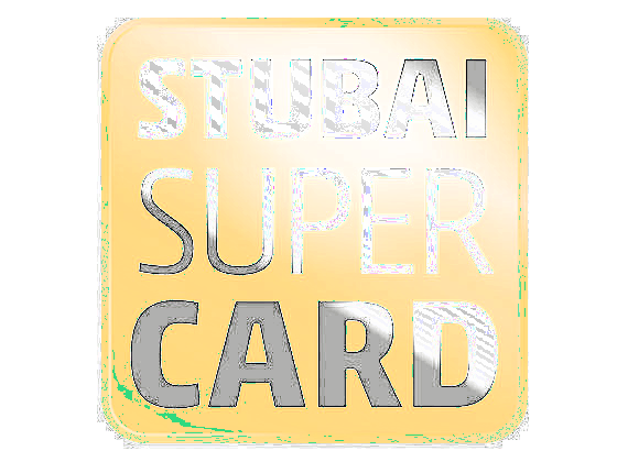 [Stubai Super Card]